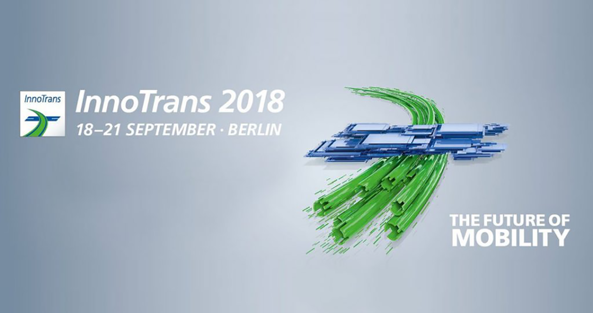Introducing a safer future: Fincons all'Innotrans 2018