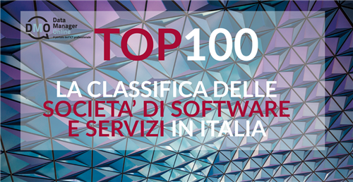 Classifica top100 Data Manager e Intervista a Michele e Francesco Moretti