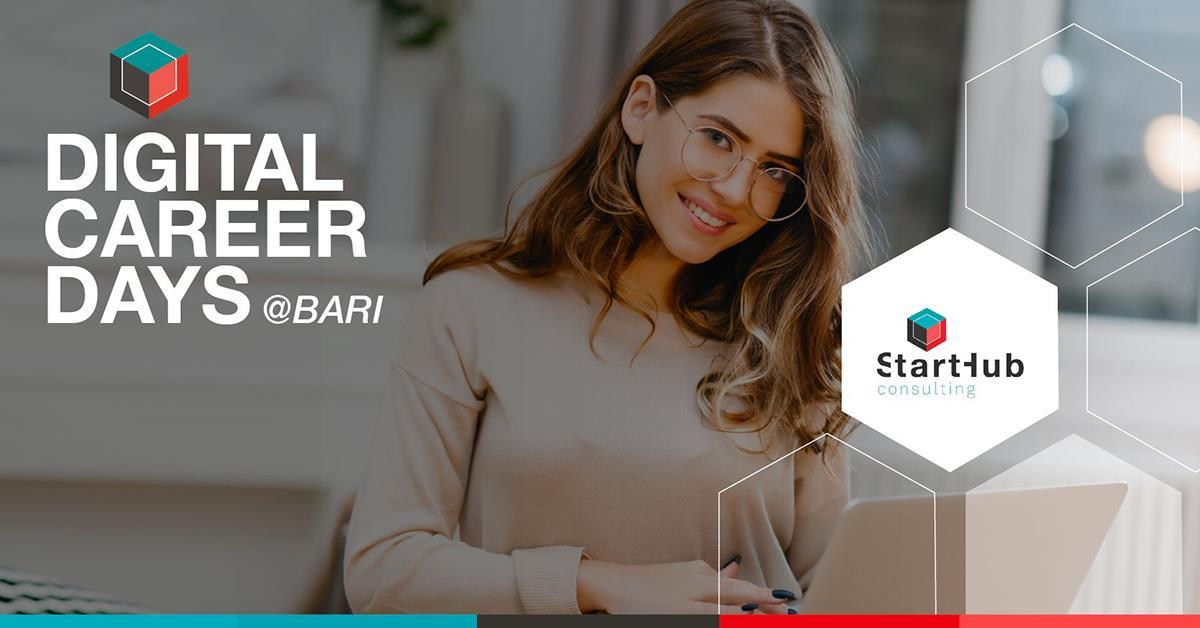 Fincons Group partecipa ai Digital Career Days Bari