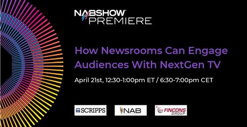Come identificare le fake news: segui la panel session al NAB Show Premiere